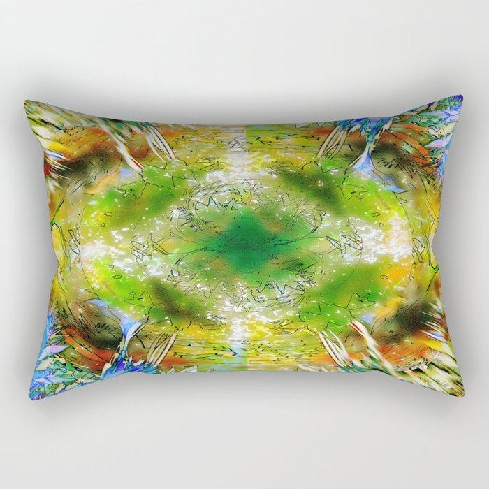 Notch Rectangular Pillow