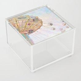 Summer Swings Acrylic Box