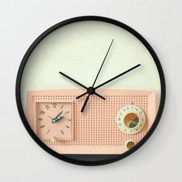 Easy Listening Wall Clock