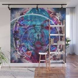 Parting the Sea of Illusion Wall Mural