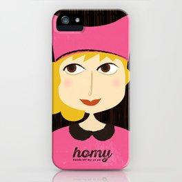 HOMY iPhone Case