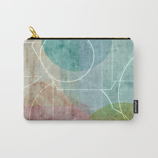 Area Map Carry-All Pouch