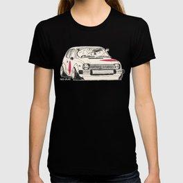 Crazy Car Art 0163 T-shirt