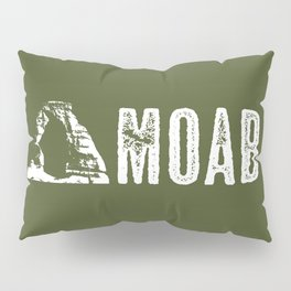 Moab, Utah: Delicate Arch Pillow Sham