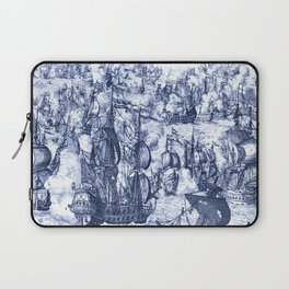 Naval Conquest Laptop Sleeve