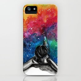 Do you feel better now? iPhone Case