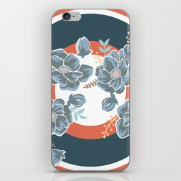 Floral Escape iPhone Skin