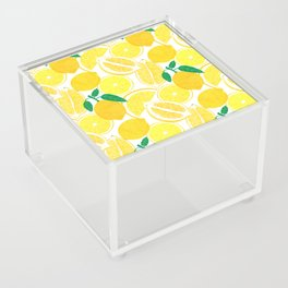 Lemon Harvest Acrylic Box