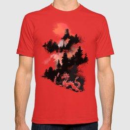 A samurai's life T-shirt