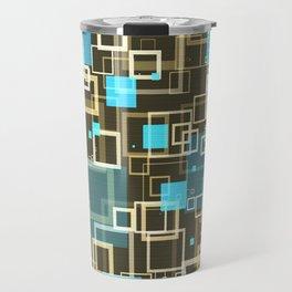 geometric abstract no.1 Travel Mug