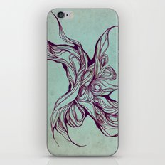 Abstract form iPhone & iPod Skin