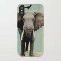 minimalist iPhone & iPod Cases featuring friends for life  by Vin Zzep