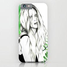 Wild Girl iPhone 6s Slim Case