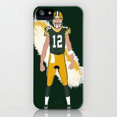 Cheese Head - Aaron Rodgers iPhone (5, 5s) Slim Case
