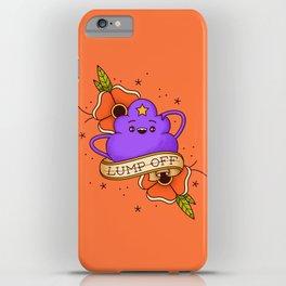 LSP | Lump Off iPhone Case