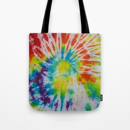 Tye Dye for Mom Tote Bag