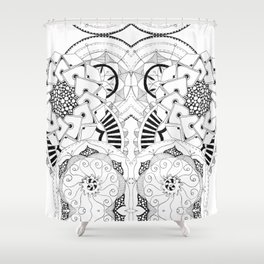 Mandala Series 04 Shower Curtain