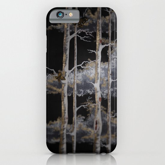 In The Brush iPhone & iPod Case