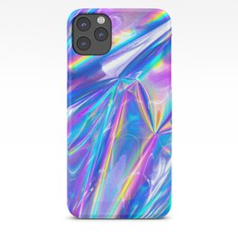 Just A Hologram iPhone Case