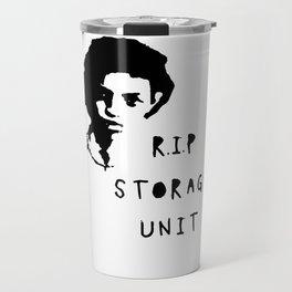 r.i.p storage unit Travel Mug