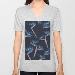 Birds Of Paradise #society6 #buyart Unisex V-Neck