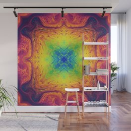 Psychedelic Two Wall Mural