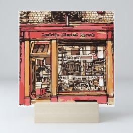 RECORDS Mini Art Print