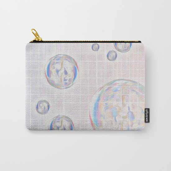 PinkyCircle  Carry-All Pouch