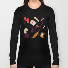 Magic Pattern Long Sleeve T-shirt