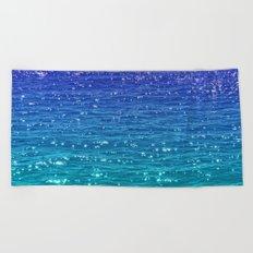 SEA SPARKLE Beach Towel