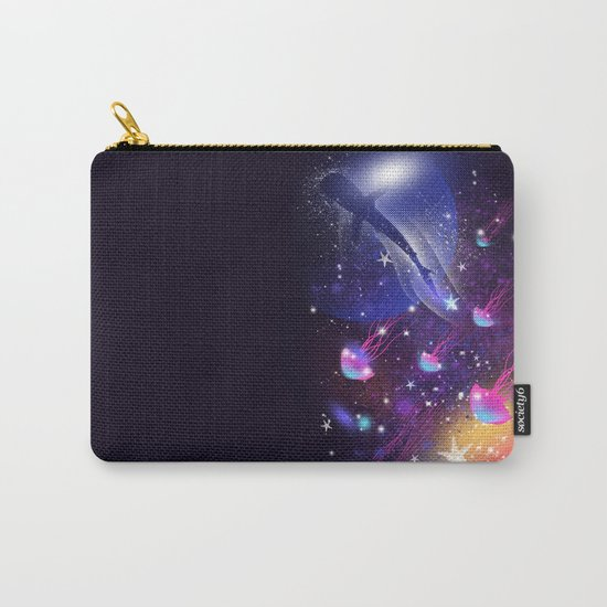 Cosmic Sea Carry-All Pouch