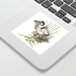 Shore bird Sticker
