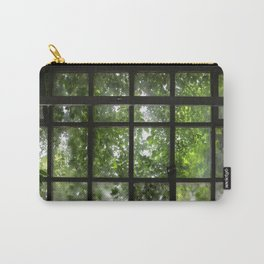 Studio Window in Summer Carry-All Pouch