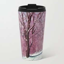 Winter Maple Travel Mug