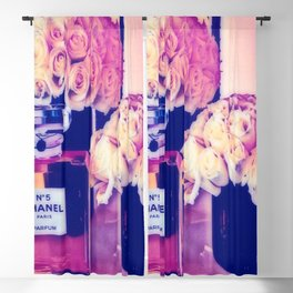 No. 5 Vintage Style Blackout Curtain