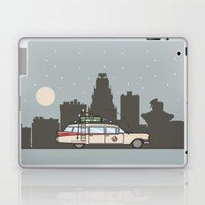 Ghostbusters Ecto-1 Laptop & iPad Skin