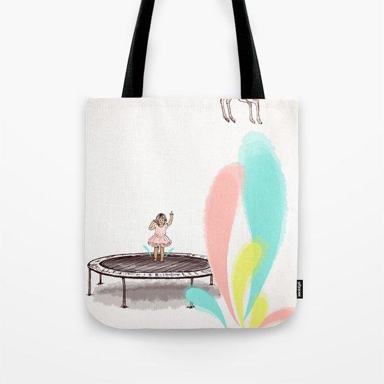 Gazelles Make Bad Friends Tote Bag
