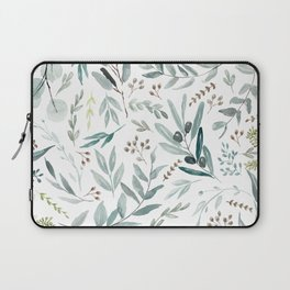 Eucalyptus pattern Laptop Sleeve