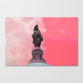 Freedom II Canvas Print