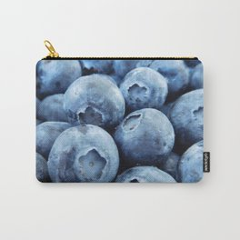 Fresh Ripe Blueberries Carry-All Pouch