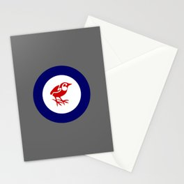 Rockwren Air Force Roundel Stationery Cards