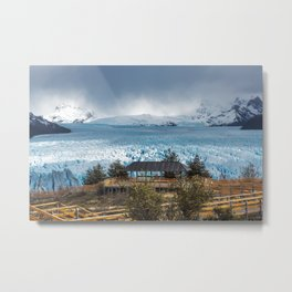 The Perito Moreno Glacier Metal Print