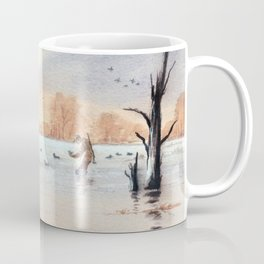 Setting The Decoys I Coffee Mug