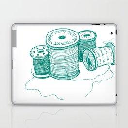 Mend your heart thread Laptop & iPad Skin