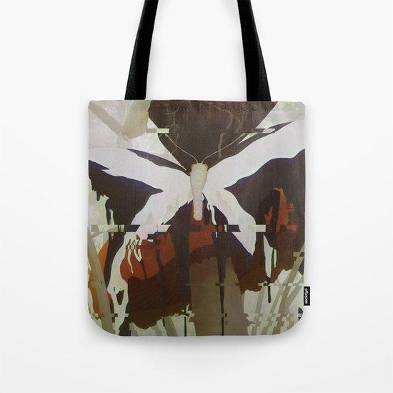 Observer Effect Tote Bag