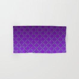 D20 Heathen Crit Pattern Premium Hand & Bath Towel