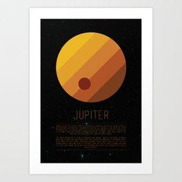 Galaxy Cake - Jupiter 2 Art Print
