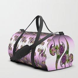 Oriental Tattoo Pattern Version Duffle Bag