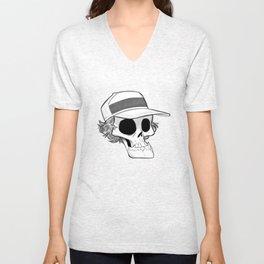 Elmer Skull Unisex V-Neck