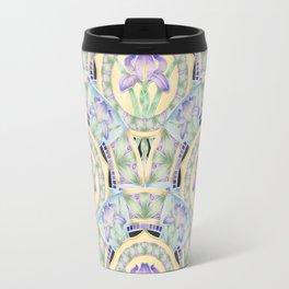 Nouveau Iris Travel Mug